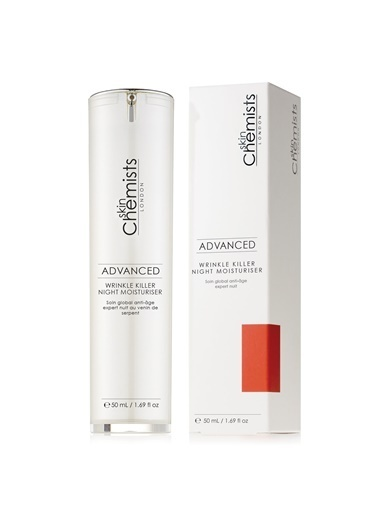 Advanced Wrinkle Killer Night Moisturiser 50 Ml Gece Nemlendirici-Skin Chemist